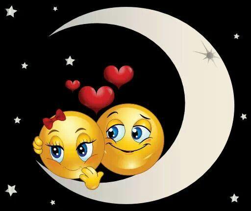 Nacht smilies gute Gute Nacht