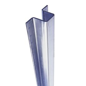 Master Halco 3 in x 7 ft 6 in Uncoated 11 Gauge Galvanized Steel
