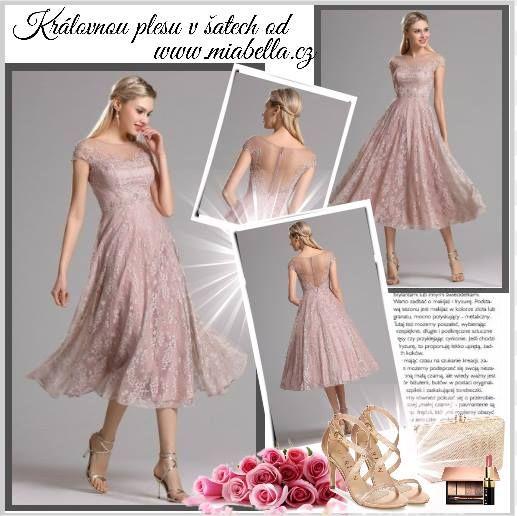 Krátké plesové retro šaty krajkové jemné celokrajkové party šaty přinechané  minirukávky všitá podprsenka lodičkový výstřih zip 0b76b1a7d8
