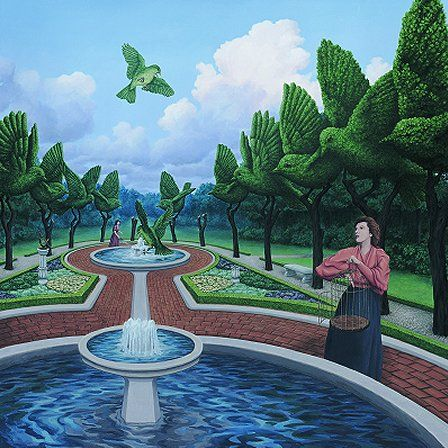 ♥ Rob Gonsalves - Roots And Wings