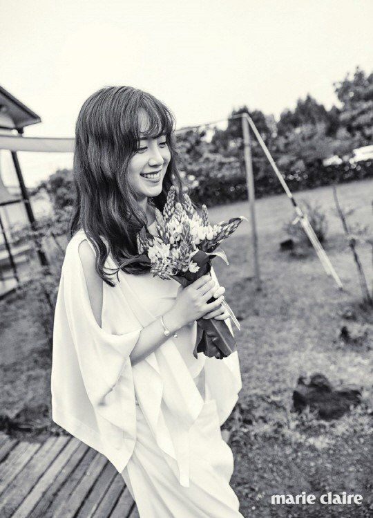 Marie Claire Reveals More Beautiful Photos Of Goo Hye Sun And Ahn