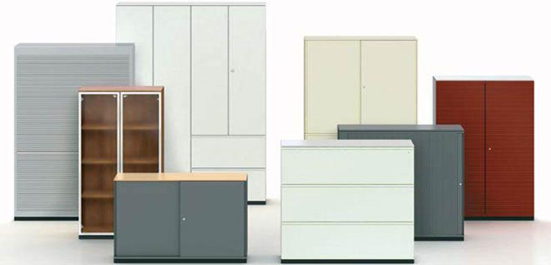 Modern Office Storage Furniture Design K2 Programme Cabinet System By Bene Kuchenschrank Modernes Buro Speicherideen
