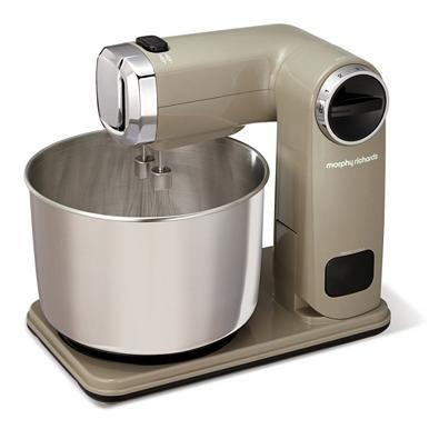 BARGAIN Morphy Richards 40042 barley \u0027Accents\u0027 folding stand food - kitchenaid küchenmaschine artisan rot