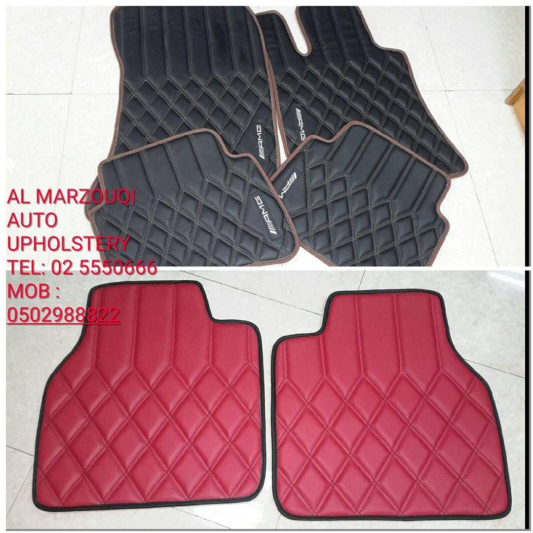 Goodyear floor mats - Customized Synthetic Leather Car Floormats Floor Mats Diamond Stitch