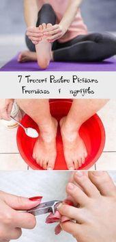 7 Trucuri Pentru Picioare Frumoase și îngrijite –  Nail Desing – #Desing #Frum…