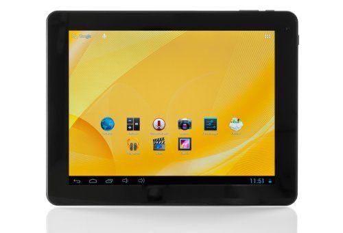 """Xoro PAD 9719QR - Tablet de 9,7"""" (pantalla Retina, procesador ARM Cortex A9 multinúcleo de 1,6GHz, memoria RAM de 2GB, disco duro de 16GB, sistema inalámbrico de conexión WLAN, HDMI, Bluetooth, Android 4.1, se incluye funda de piel sintética) negro / plata B00CJYSTCG - http://www.comprartabletas.es/xoro-pad-9719qr-tablet-de-97-pantalla-retina-procesador-arm-cortex-a9-multinucleo-de-16-ghz-memoria-ram-de-2-gb-disco-duro-de-16-gb-sistema-inalambrico-de-conexion-wlan-h"""