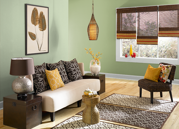 Living Room Behr Com I Used These Colours Spice Garden M370 3 Champagne Cocktail M310 3 Fresh Guacamole M360 5 Home Decor Living Room Paint Room Colors