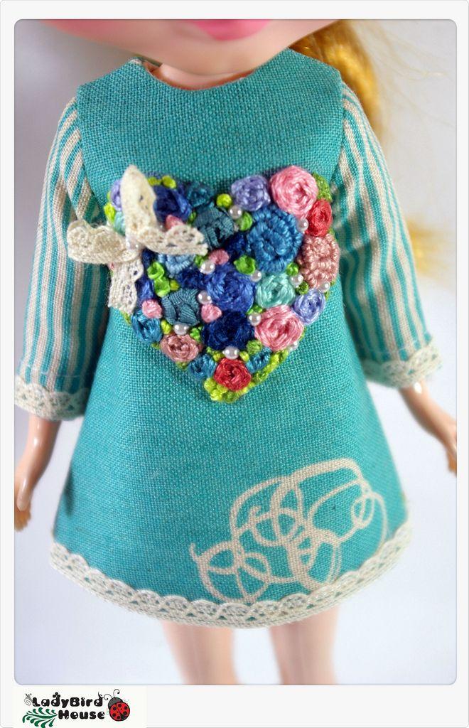 Doll dress, или кукольные платья 2   Детские мечты