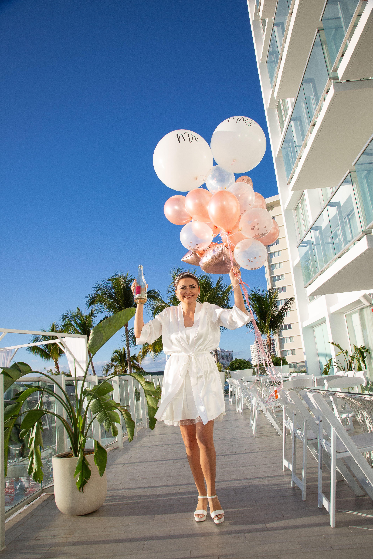 Mondrian Wedding | Mondrian Bride in Miami | Mondrian ...