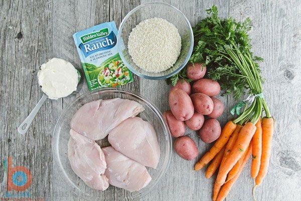 اكلة سهلة وسريعة التحضير دجاج
