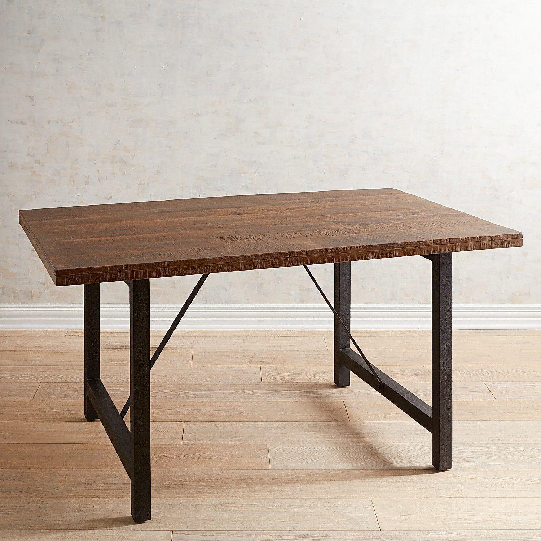 Logan 60 Dining Table Dining Table Wood Dining Table Modern