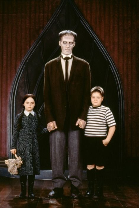 Addams Family movies, does anyone remember Jimmy Workman AKA Pugsly?