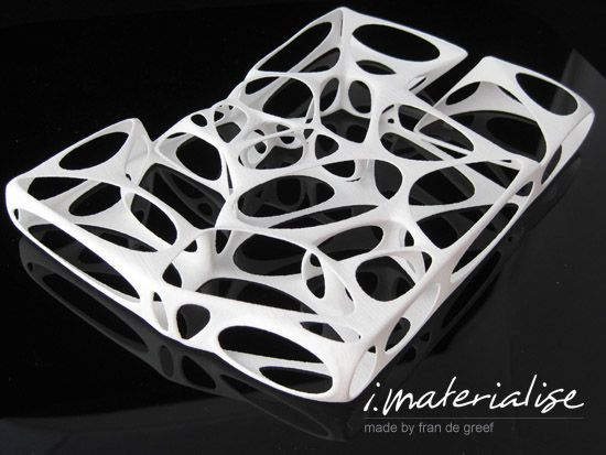 3D printed by fran de greef on i-materialise.com
