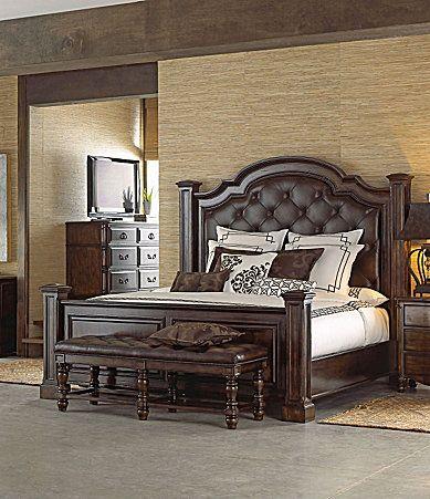 Bernhardt Normandie Manor Bedroom Group #Dillards | Home decor ...
