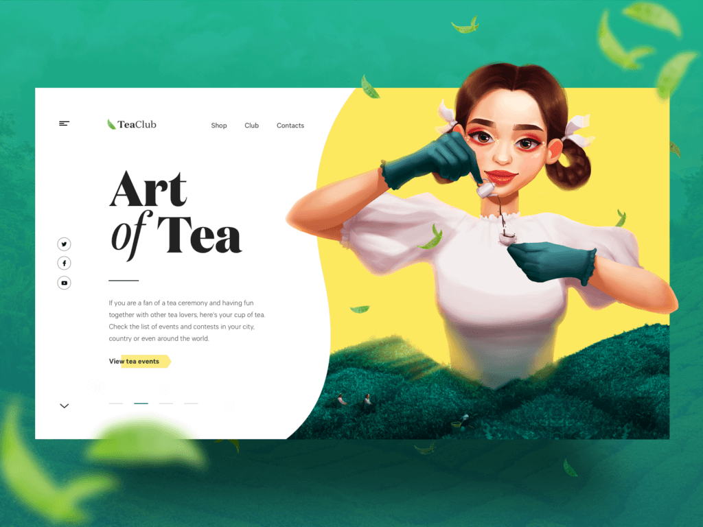From Zero to Hero: Look at Hero Images in Web Design | Tubik Studio  #webdesign #uidesign #design #graphicdesign #illustration #uxdesign #userexperience