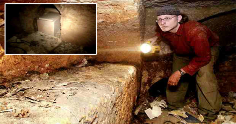 """WATCH: """"NEW EVIDENCE OF JESUS CHRIST'S TOMB DISCOVERY"""" ~ Today In Manila"""