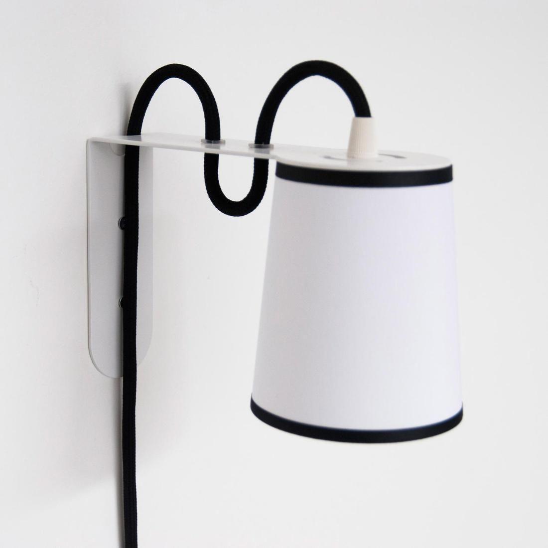 Abat Jour Cilindro Épinglé par lightonline sur lampe black & white | parement