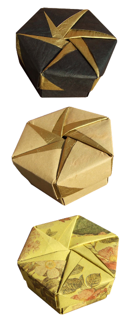origami maniacs tomoko fuse�s origami hexagonal box by tomoko fuse Ball Tomoko Fuse origami maniacs tomoko fuse�s origami hexagonal box by tomoko fuse