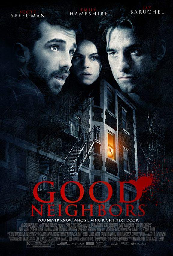 Good Neighbors Movie Poster Short And Sweet Nyc Free Movies Online Good Neighbor Jay Baruchel