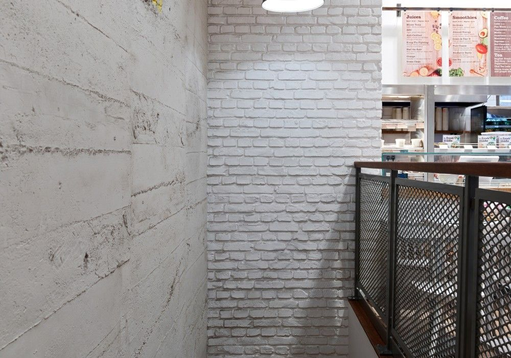 Produced from original walls, our Concrete Wall Panels are quick-to-install, lightweight and durable, and add fantastic impact quickly, even on the ceiling!