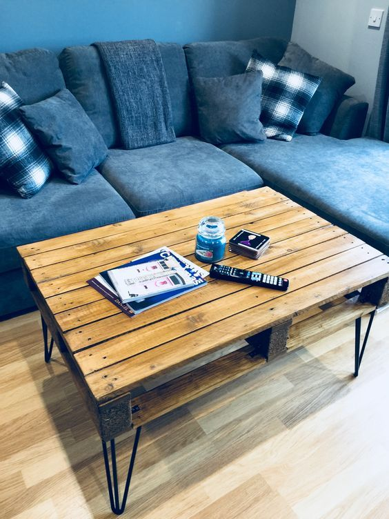 Pallet Coffee Table Ideas images