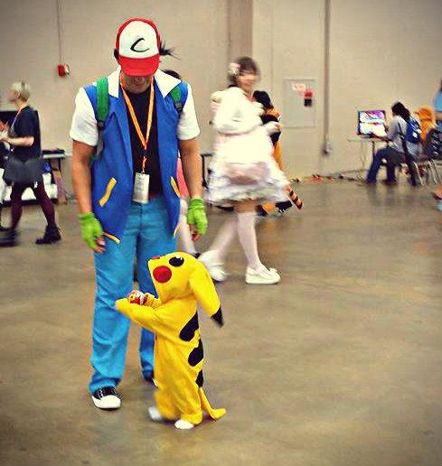 Pikachu Costume Toddler Pokemon Halloween Fancy Dress