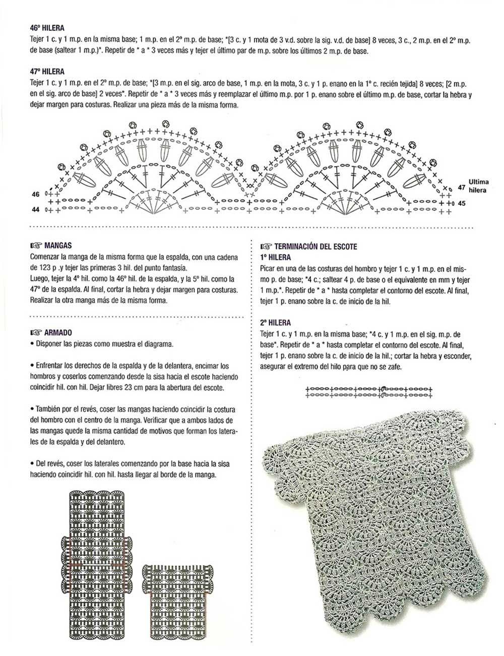 Patrones Crochet | Patrones de ganchillo | Pinterest | Patrón gratis ...