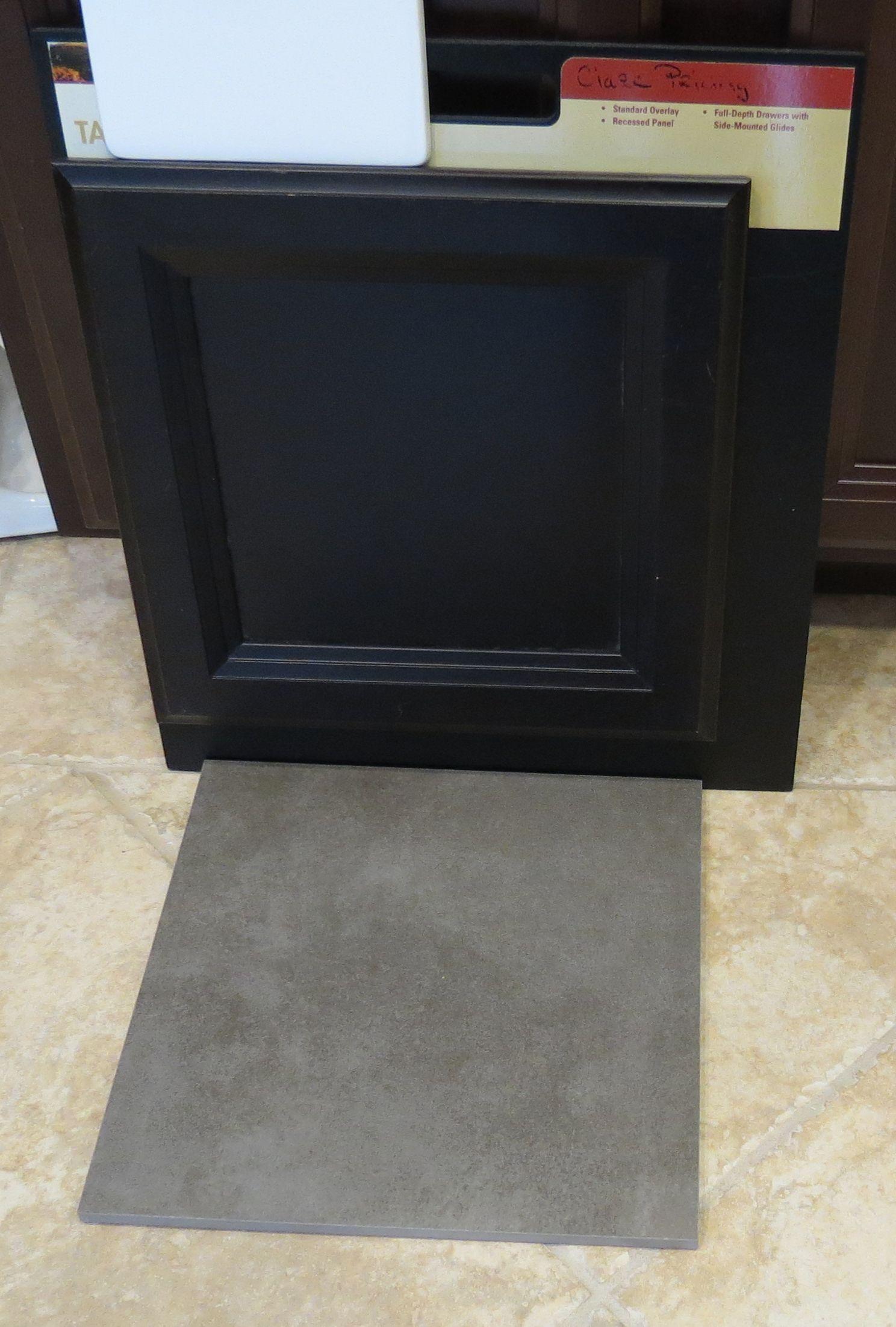 Best Tahoe Maple Espresso Cabinets 12 Concrete Light Gray 400 x 300