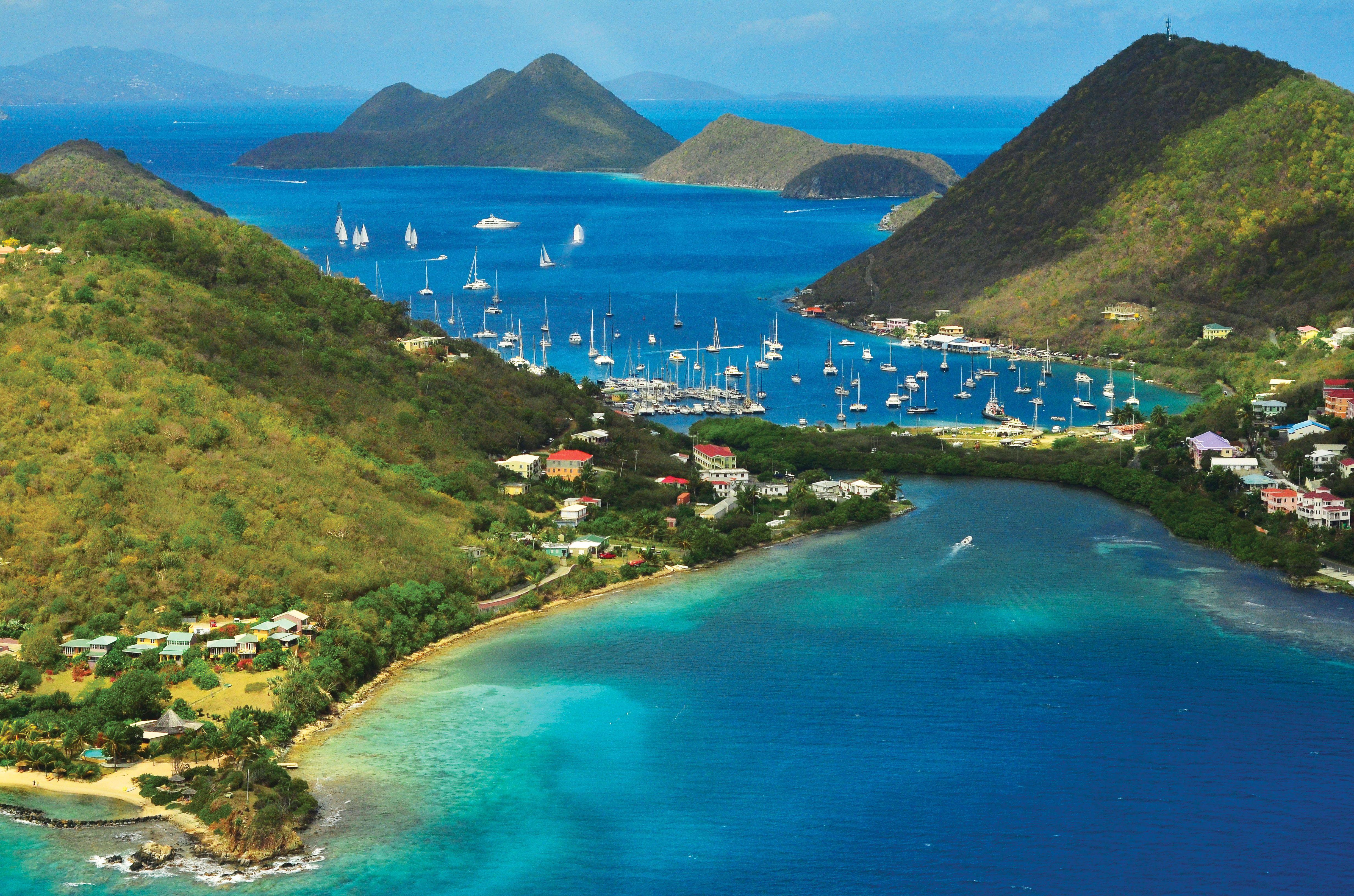 Bvi Yacht Charters Sailing Vacations