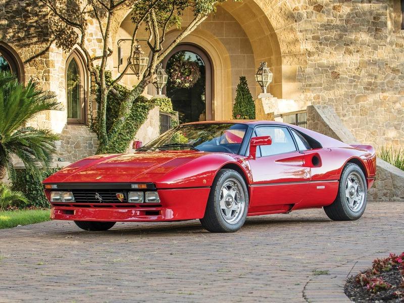 If You Could Only Have One Ferrari Page 7 Ferrarichat Ferrari 288 Gto Gto Ferrari