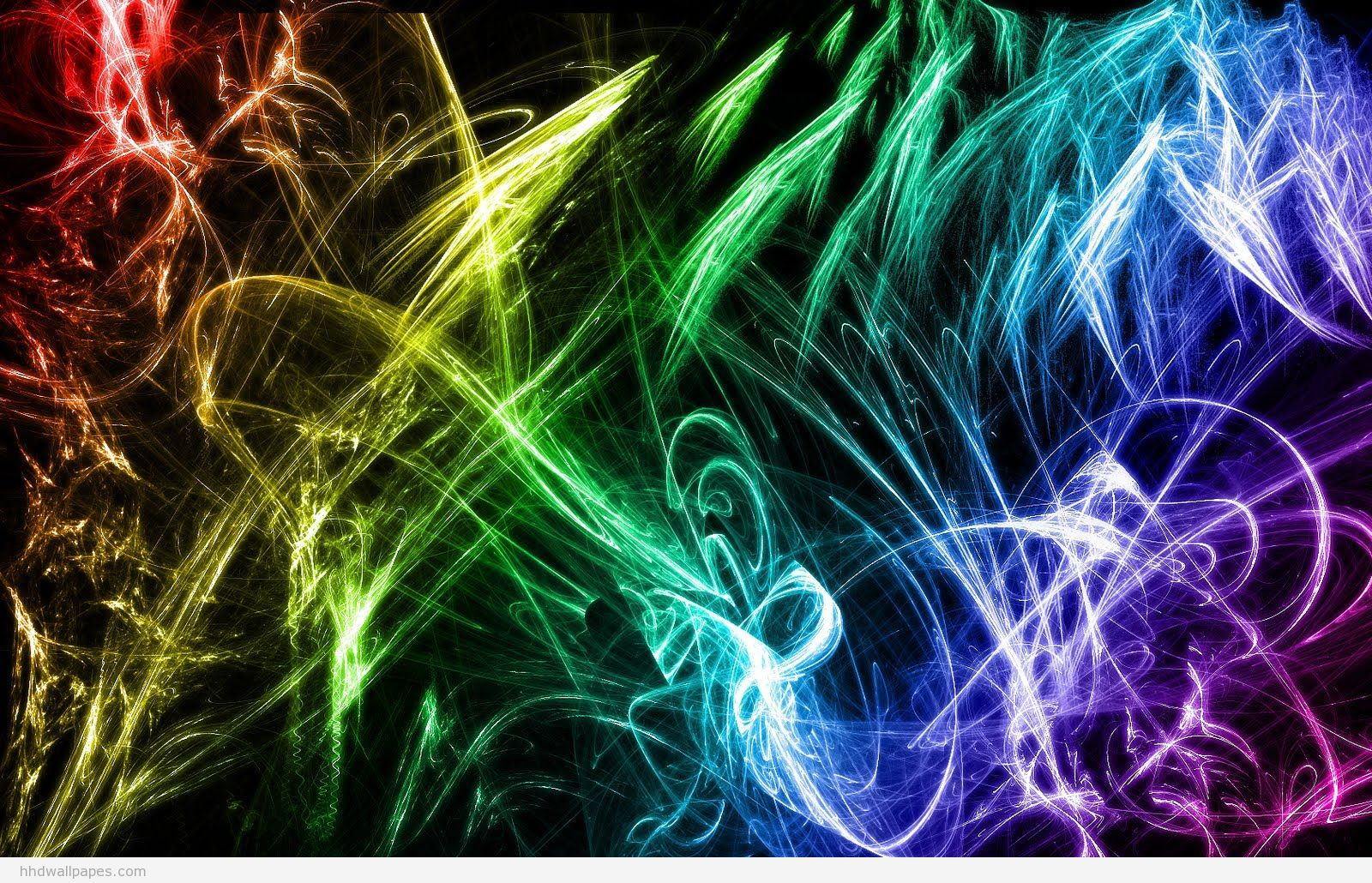 Hd Awesome Pictures Awesome Colorful Abstract Hd Desktop