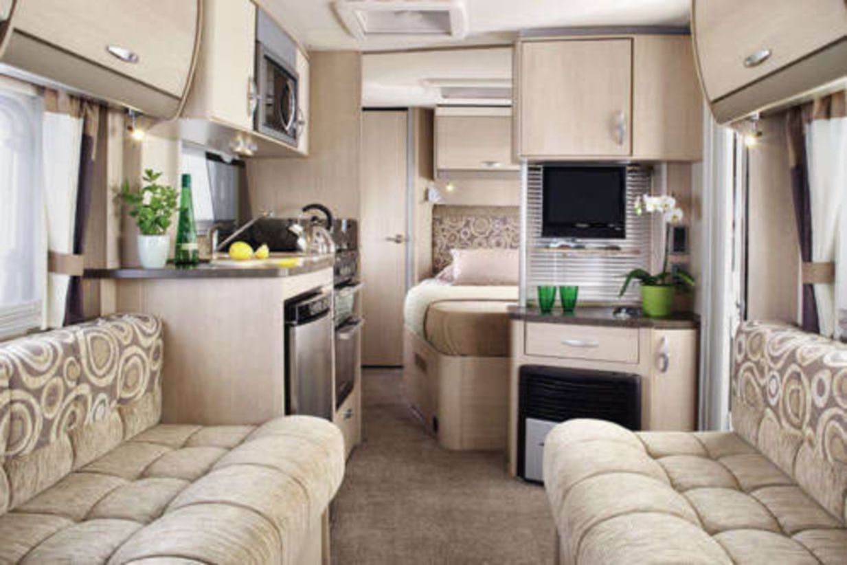 90 Interior Design RV Camper Van For Amazing Trips