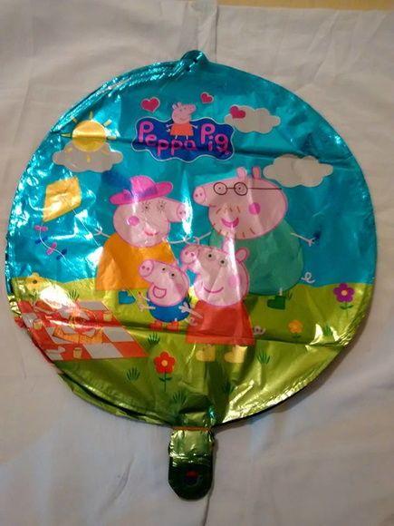 Balão Peppa Pig Pic Nic- 45cm