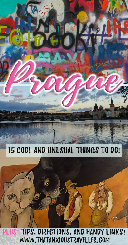 Unusual Things to Do in Prague the Cool, the Quirky, and the Weird is part of Unusual Things To Do In Prague The Cool The Quirky And The - Want to make your trip to Prague out of the ordinary  Read our list of unusual things to do in Prague, and find out what's cool, quirky, or downright weird!