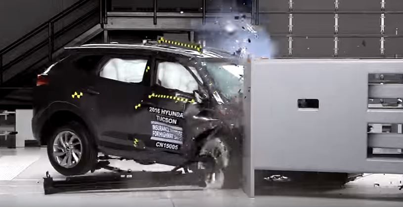 Iihs Demands Passenger Side Safety Should Take Priority After Recent Study Highway Safety Driving Safety Safety