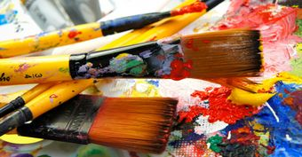 50% OFF Painting Classes at The Paint Cellar in Carmel