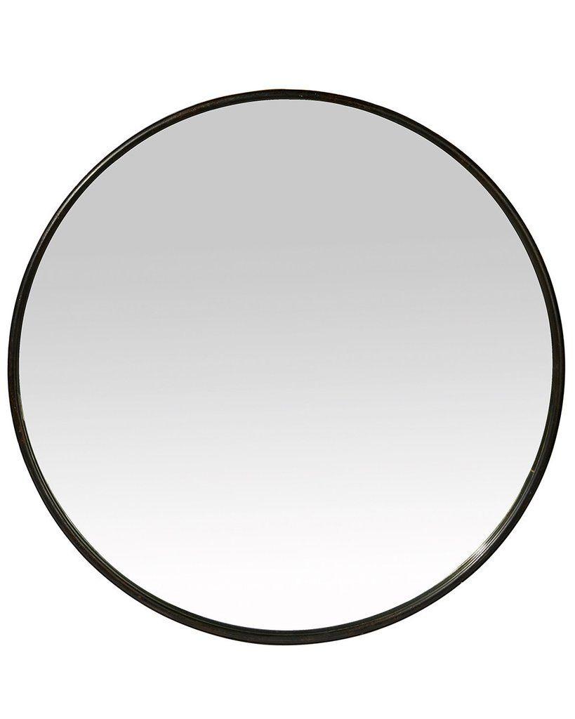 Please Log In Black Round Mirror Round Wall Mirror Mirror