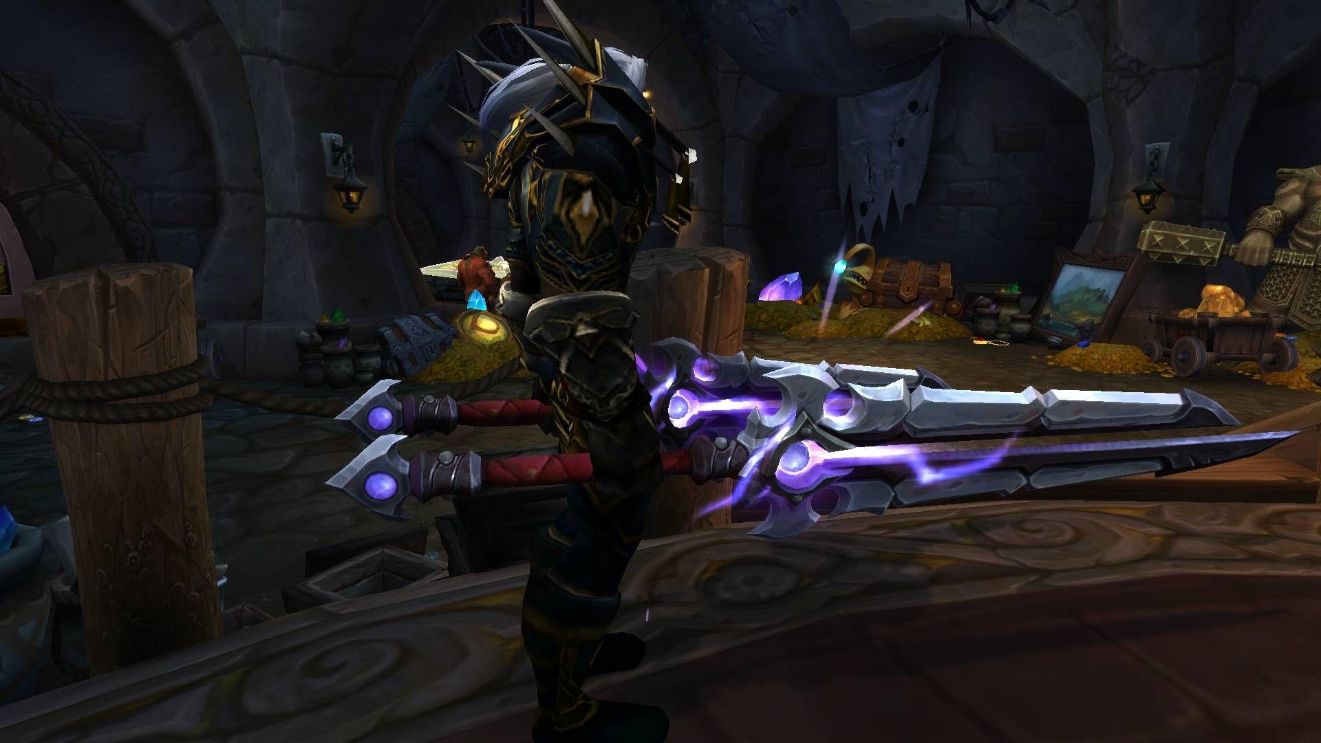 outlaw rogue hidden artifact appearance found worldofwarcraft