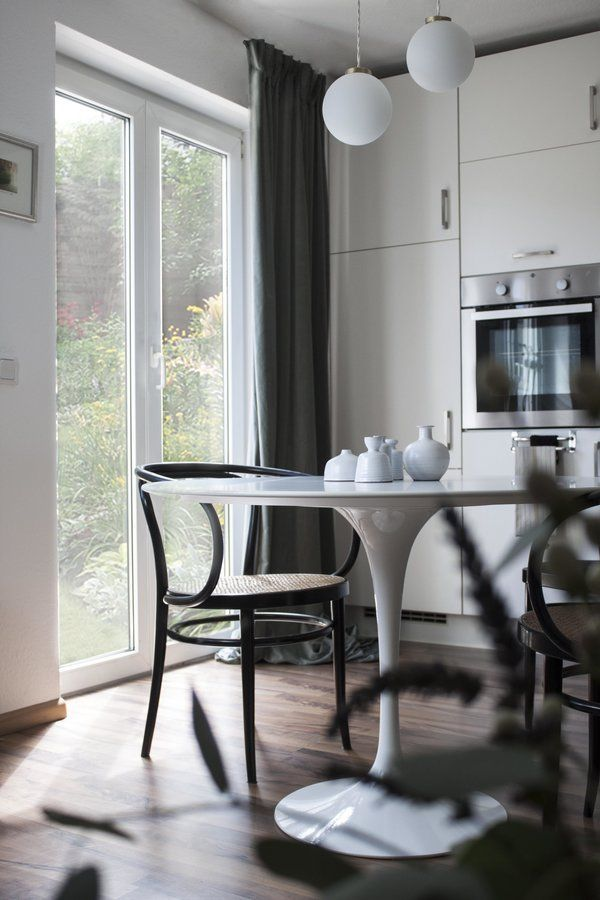 Wohnideen Inspiration unser esszimmer small spaces and spaces