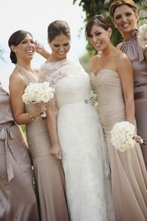 This Is What My Bridesmaid Dresses Will Look Like Fun Mismatched Neutrals