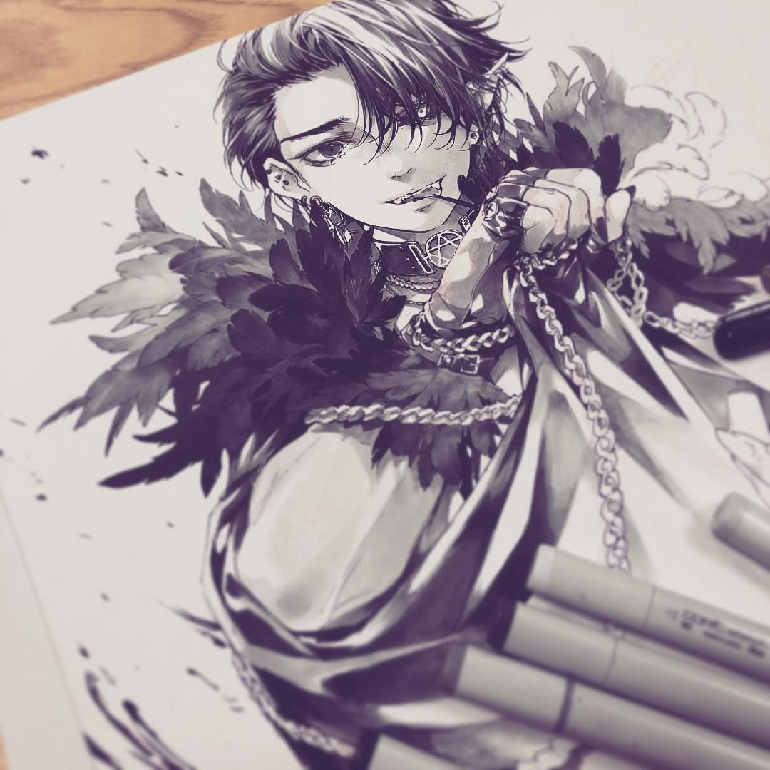 Pin By Coda Notashi On Anime Drawings Art Reference Poses Anime Drawings Copic Drawings