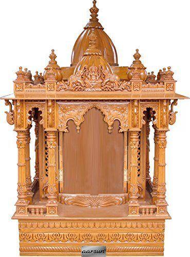 Pooja Mandir Designs | Mandir | Pinterest | Temple, Room and Puja room