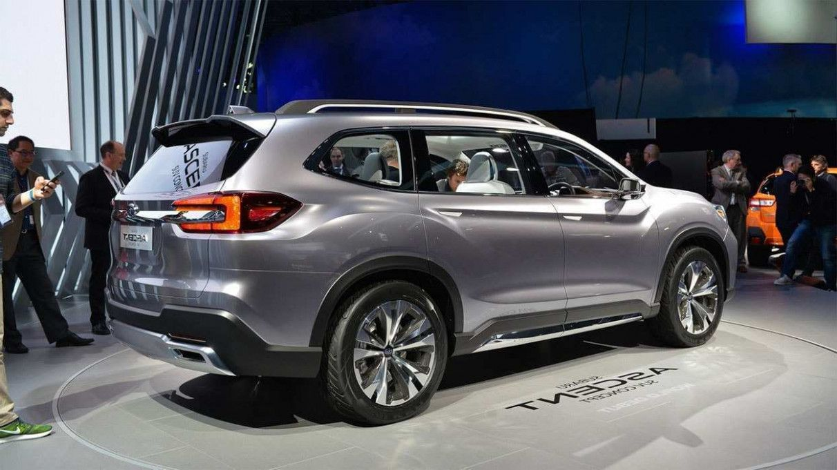 2020 Subaru Tribeca Price and Review