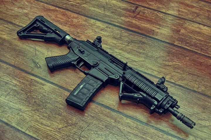 Sig Sauer 556 SBR. guns, weapons, self defense, protection ...