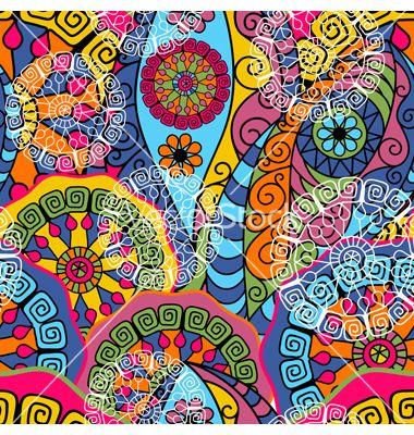 Free+Vector+ +Vintage+seamless+pattern+vector+1291645+-+by+OlgaDrozd on VectorStock® free printable scrapbook paper