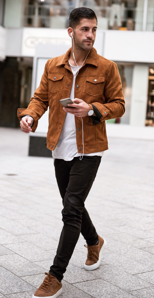 Find and save ideas about Men's fashion styles on Pinterest. | See more ideas about Man style fashion, Mens fashion and Mens fashion clothing. Cloth style for man; Men of style; Mens fashion clothing styles; Clothing styles for men; Casual is the new sexy! A simple color code and minimalistic accessories bring in a perfectly.