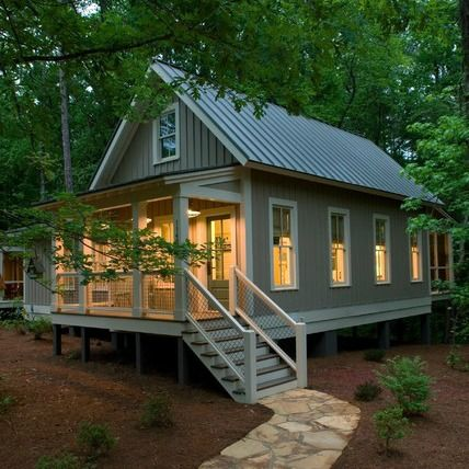 Wisteria Cabin At Callaway Gardens Tiny House Towns Small House Small Cottages