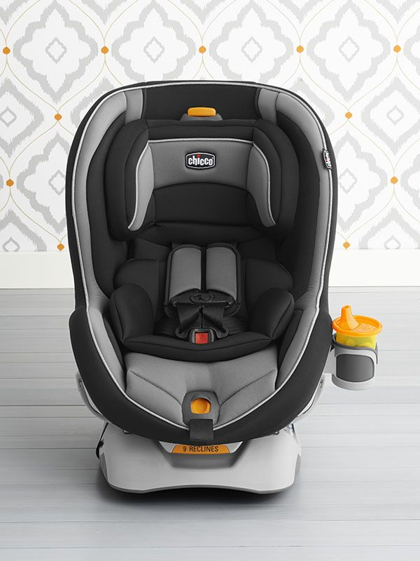Buckle Up Your Baby In The Latch Equipped Chicco Nextfit Convertible Car Seat