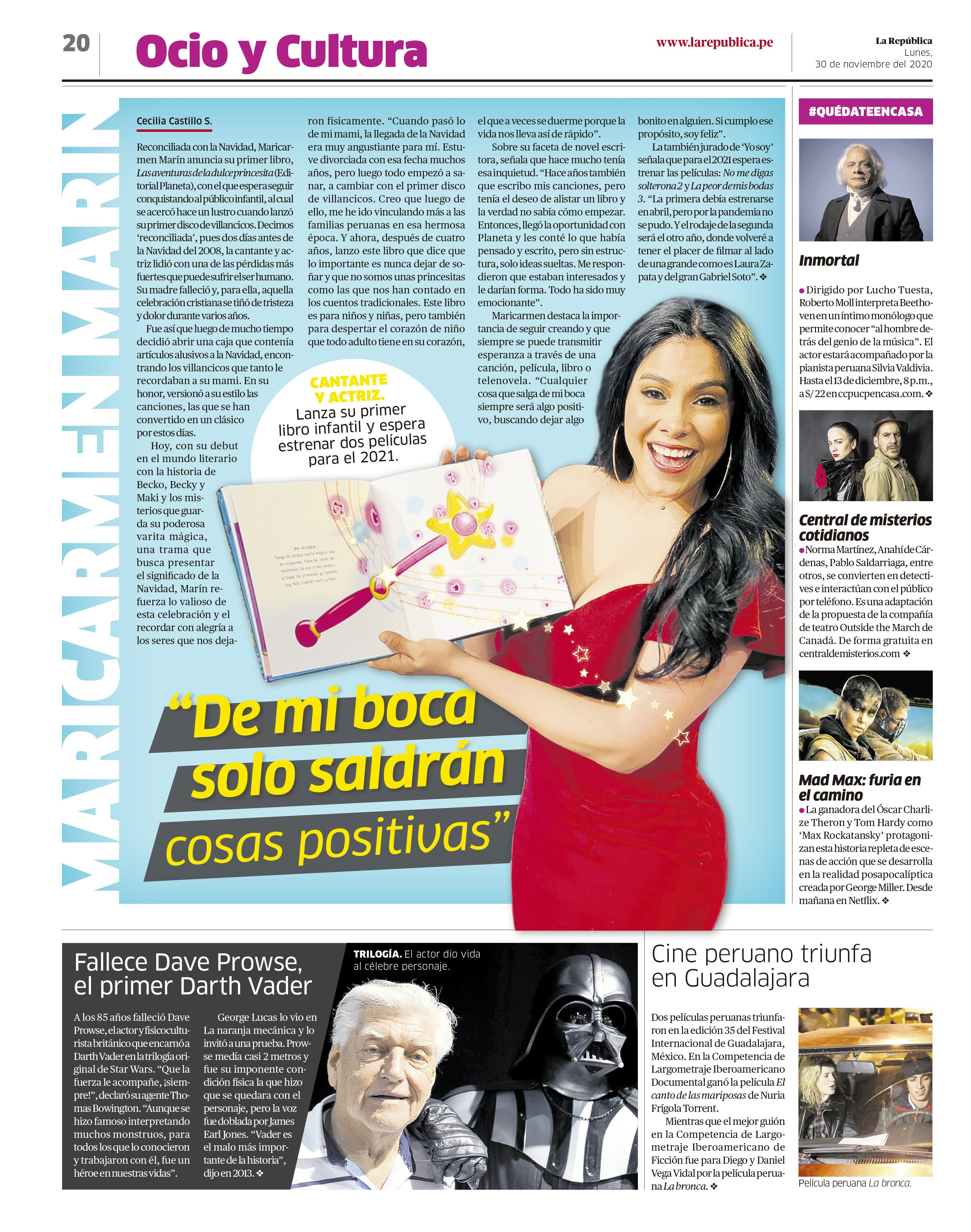 Entrevista A Maricarmen Marin In 2021 Movie Posters Movies Poster