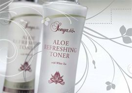 Alcohol-free toner with aloe, white tea and cucumber that refreshes and hydrates the skin.  Use morning and night, after cleansing and exfoliating.  Order from: jodavies.flp.com